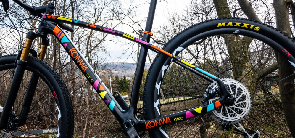 HT Konwa Bike 2019