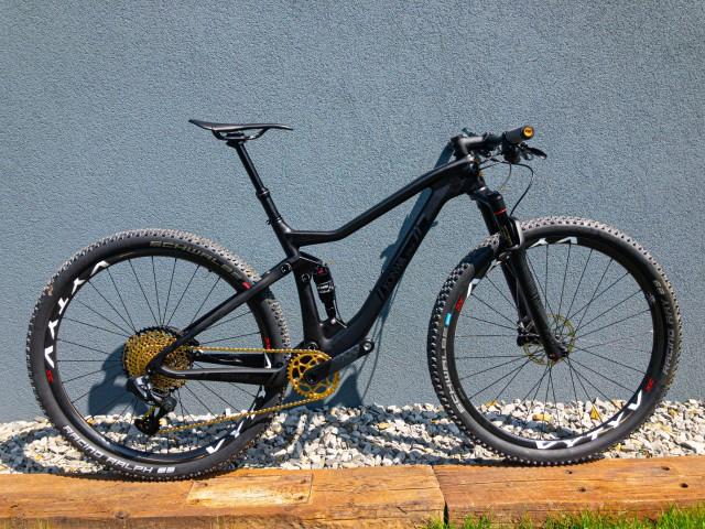 FS KONWA bike