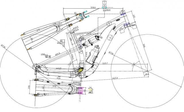 Rama Konwa Bike 29er FS 17.5'