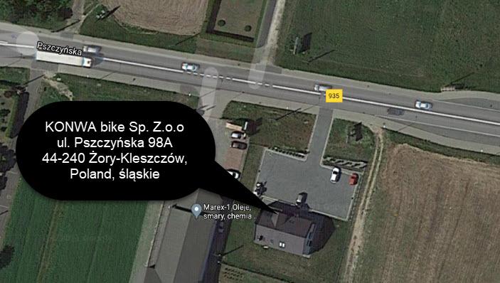 Konwa Bike, Grabecznik 99, Wilkowice