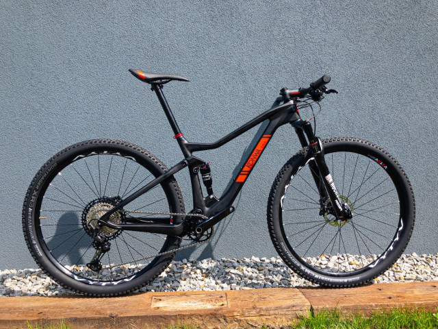 KONWA bike Shimano XT M8100