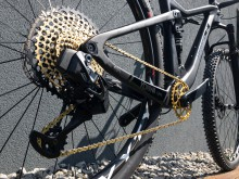 KONWA bike Sram AXS